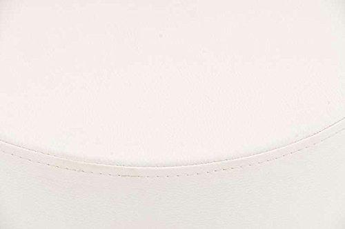 CLP Barhocker WIEN rund weiß – bis 12 Farben wählbar - 5