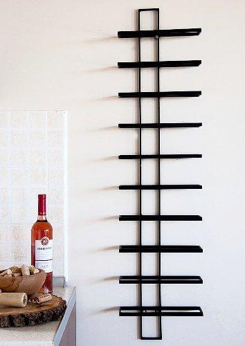 """Weinregal """"Dies"""" aus Metall für 10 Flaschen - 3"""
