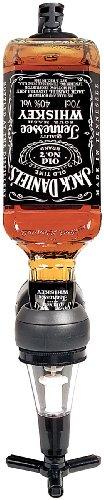 infactory Bar Butler: Flaschenhalter mit Portionierer (3 cl) (Schnapsportionierer) - 3