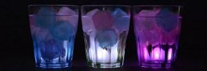 Hausbar - Gläser mit Cocktail