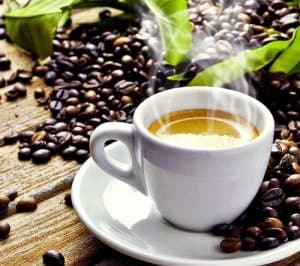 Espresso genießen
