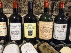 Weinflaschen richtig lagern