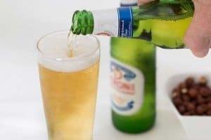 Bier gekühlt - so muss es sein