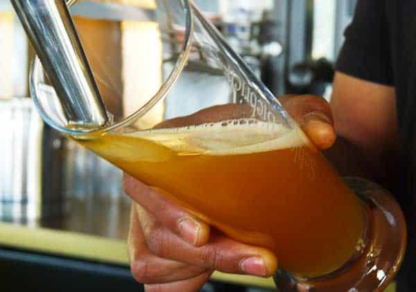 Bierzapfen will gekonnt sein